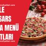 Little Caesars Pizza Menü Fiyatları